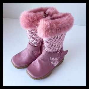 Lucky Top Shoes - Lucky Top Fur Boots